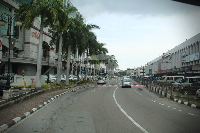 Brunei-Muara Service 01C BSB Bus Terminal Clockwise 039