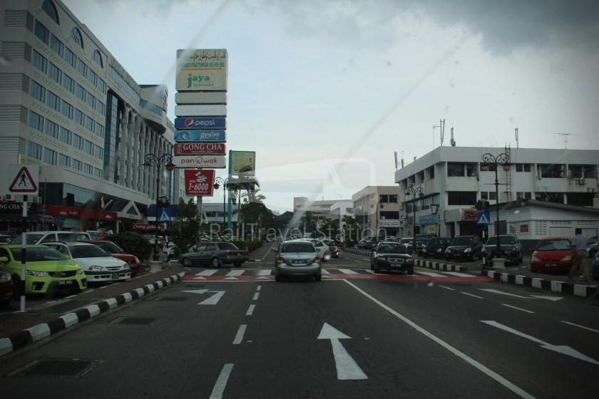 Brunei-Muara Service 01C BSB Bus Terminal Clockwise 043
