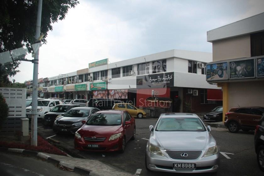 Brunei-Muara Service 01C BSB Bus Terminal Clockwise 048