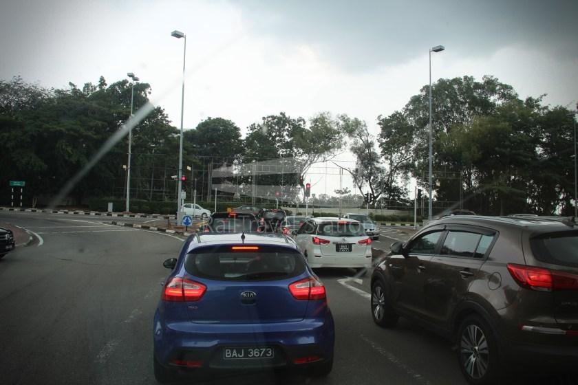 Brunei-Muara Service 01C BSB Bus Terminal Clockwise 049