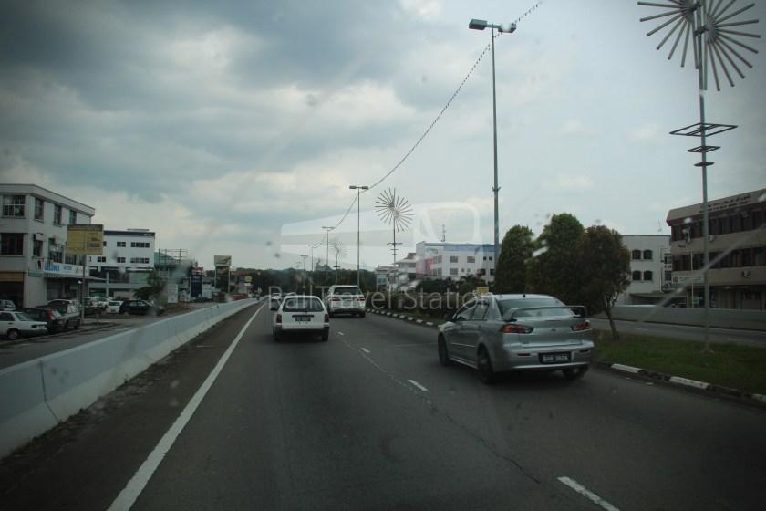 Brunei-Muara Service 01C BSB Bus Terminal Clockwise 053
