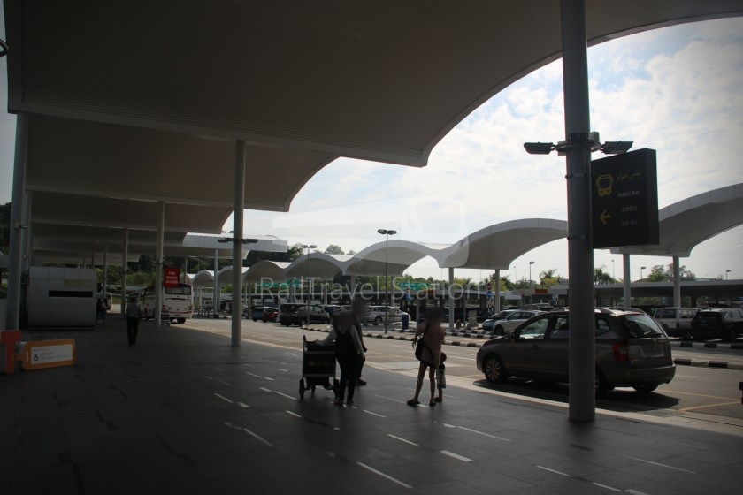 Brunei-Muara Service 24 Brunei International Airport BSB Bus Terminal 002