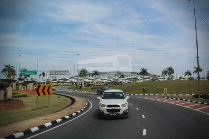Brunei-Muara Service 24 Brunei International Airport BSB Bus Terminal 015