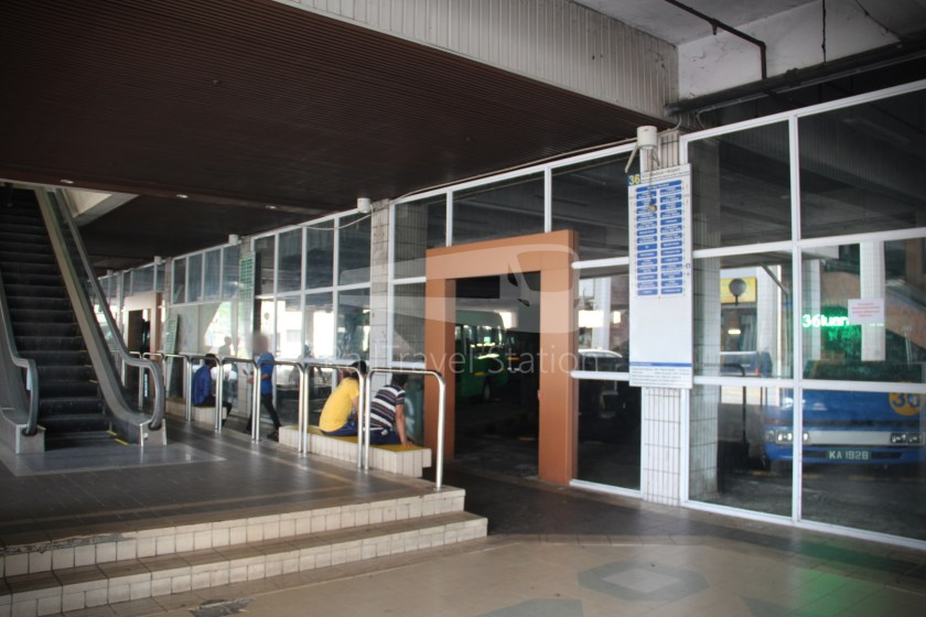 Brunei-Muara Service 24 Brunei International Airport BSB Bus Terminal 037
