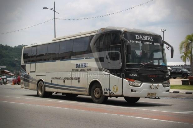 DAMRI Brunei 001