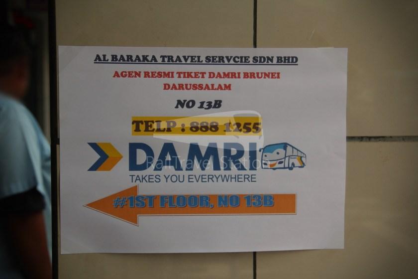DAMRI Brunei 005