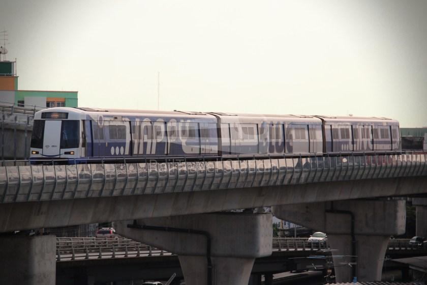 MRT Blue Line Lak Song Extension 145