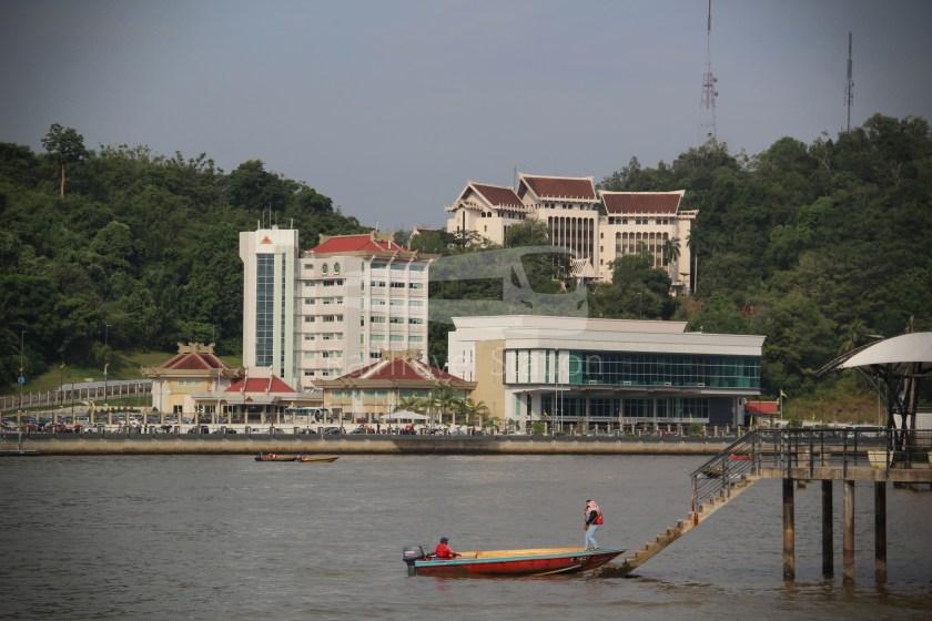 Penambang Kampong Ayer Waterfront 004
