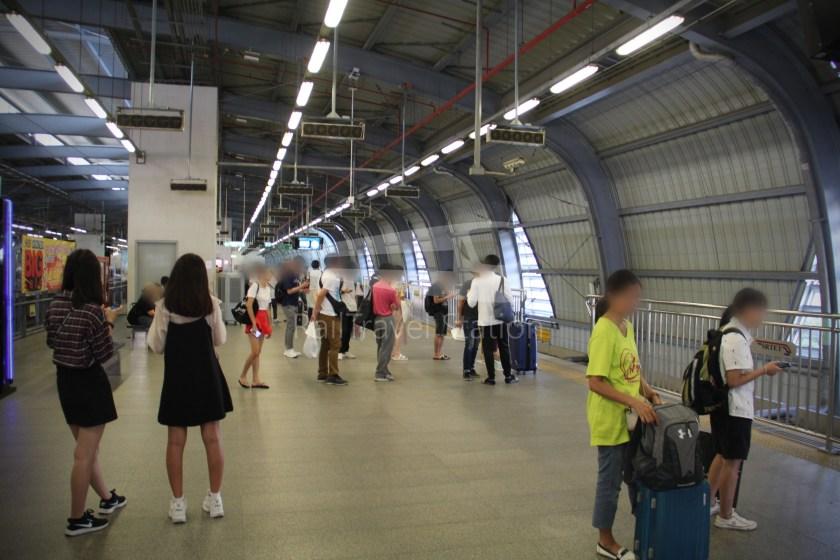 SARL City Line Makkasan Suvarnabhumi Airport 012