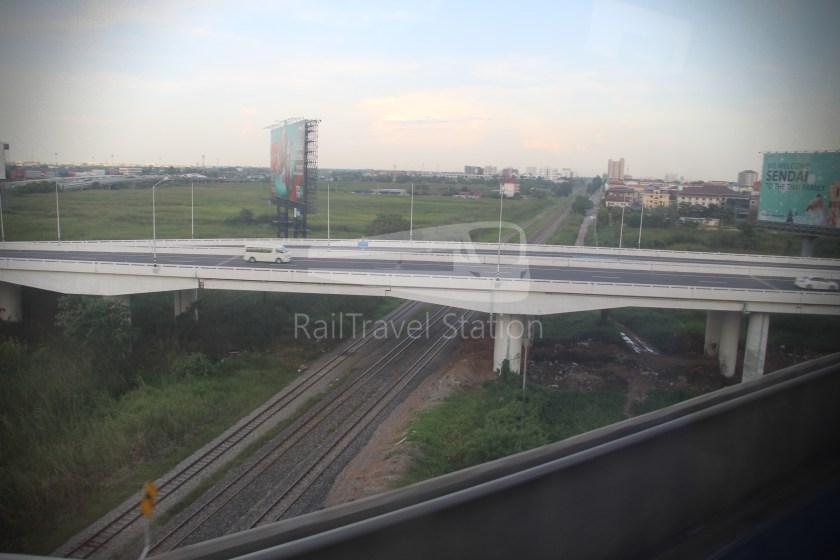 SARL City Line Makkasan Suvarnabhumi Airport 022