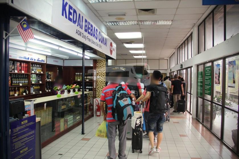 Special Express 46 Padang Besar Bangkok Hua Lamphong 017