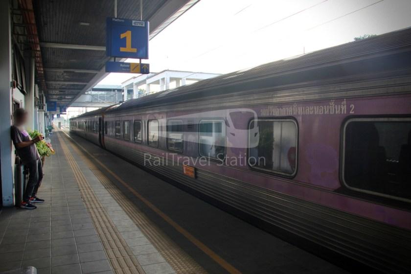 Special Express 46 Padang Besar Bangkok Hua Lamphong 041