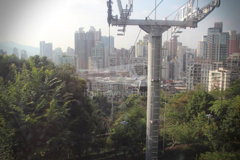 Cable Guia Parque Municipal da Colina da Guia Jardim da Flora 007