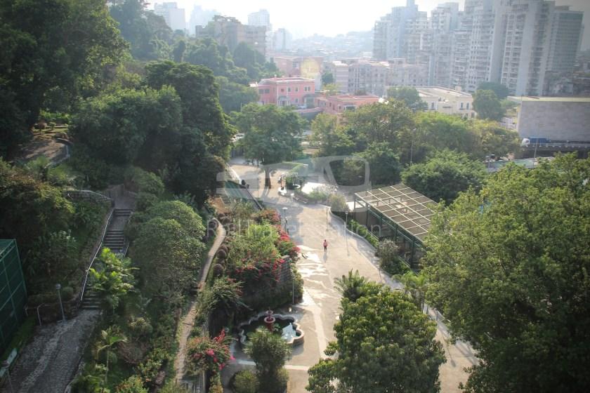 Cable Guia Parque Municipal da Colina da Guia Jardim da Flora 012