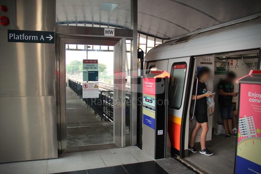 Canberra MRT Station 012