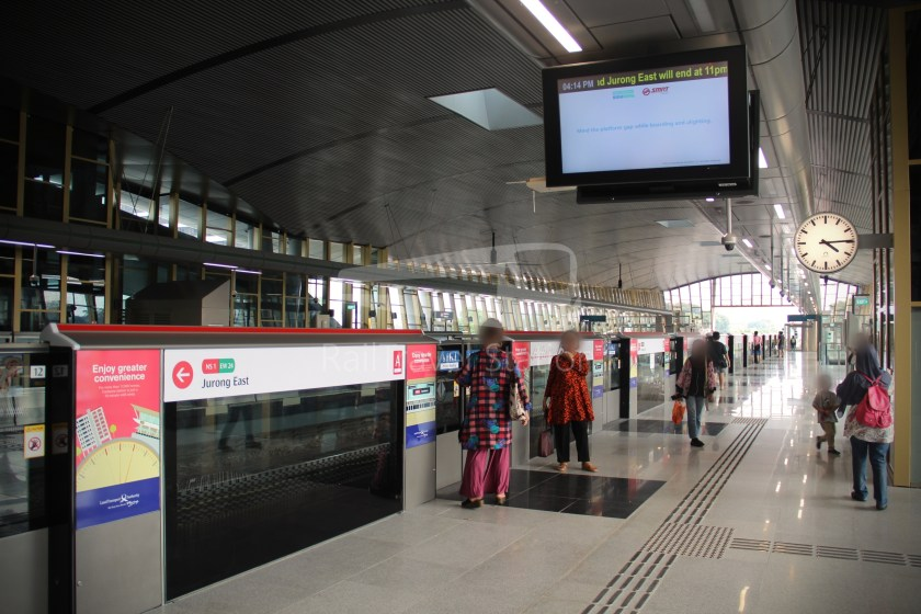 Canberra MRT Station 025