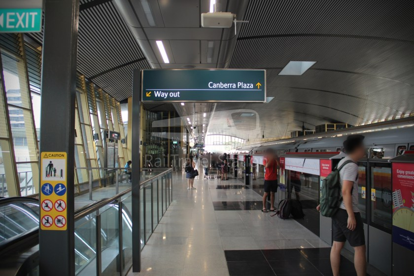 Canberra MRT Station 038