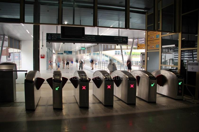 Canberra MRT Station 040
