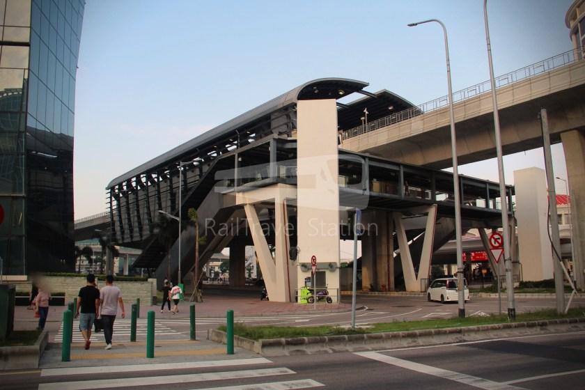 Cotai Leste LRT Station Preview 002