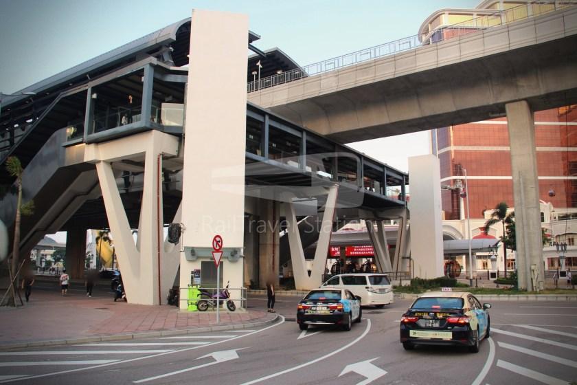 Cotai Leste LRT Station Preview 003