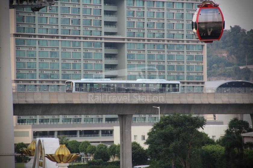 Cotai Leste LRT Station Preview 021