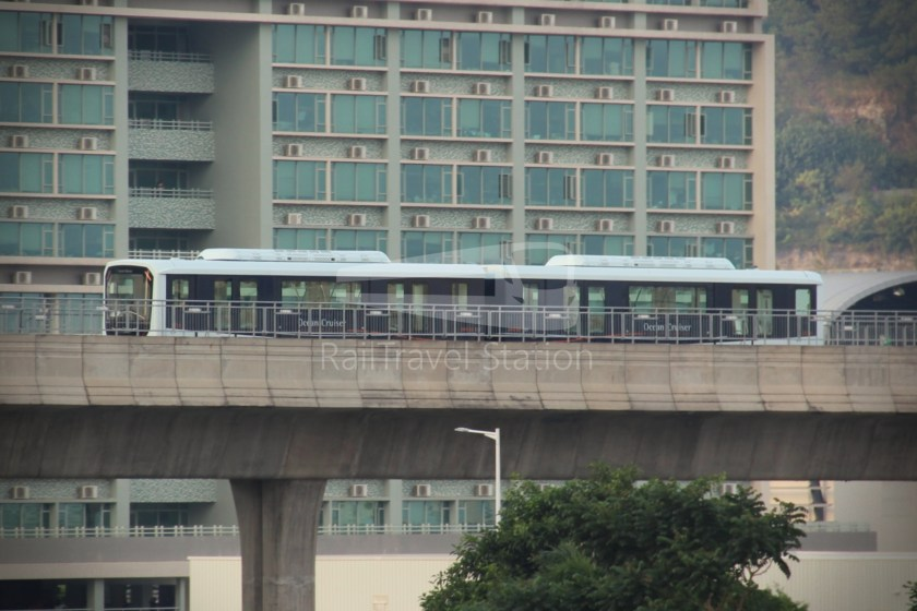 Cotai Leste LRT Station Preview 024