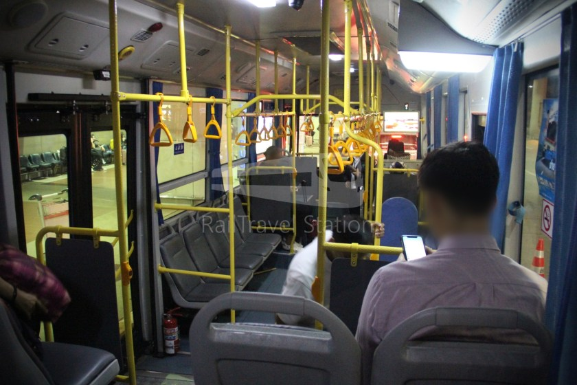 Don Mueang Airport Bus A1 DMK Mo Chit BTS 009