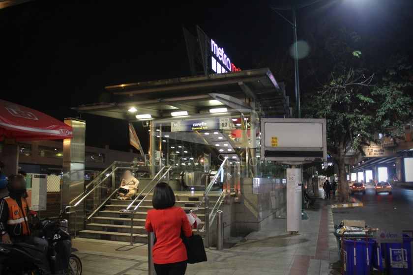 Don Mueang Airport Bus A1 DMK Mo Chit BTS 026