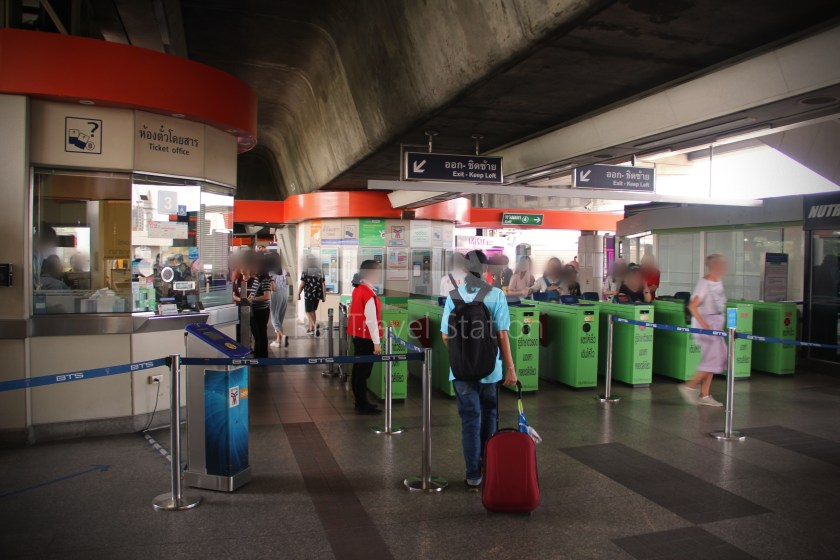 Don Mueang Airport Bus A1 Mo Chit BTS DMK 007