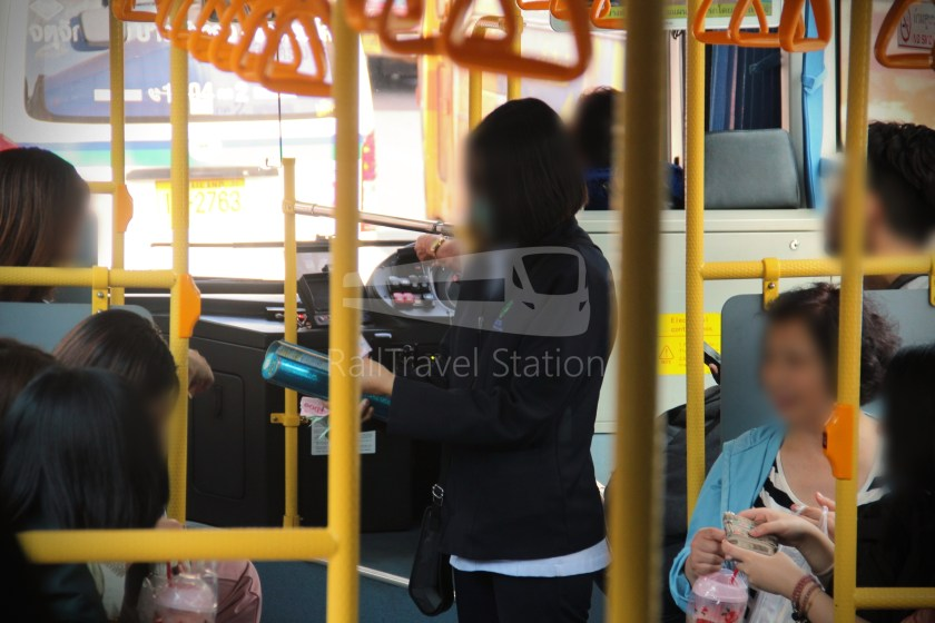 Don Mueang Airport Bus A1 Mo Chit BTS DMK 020
