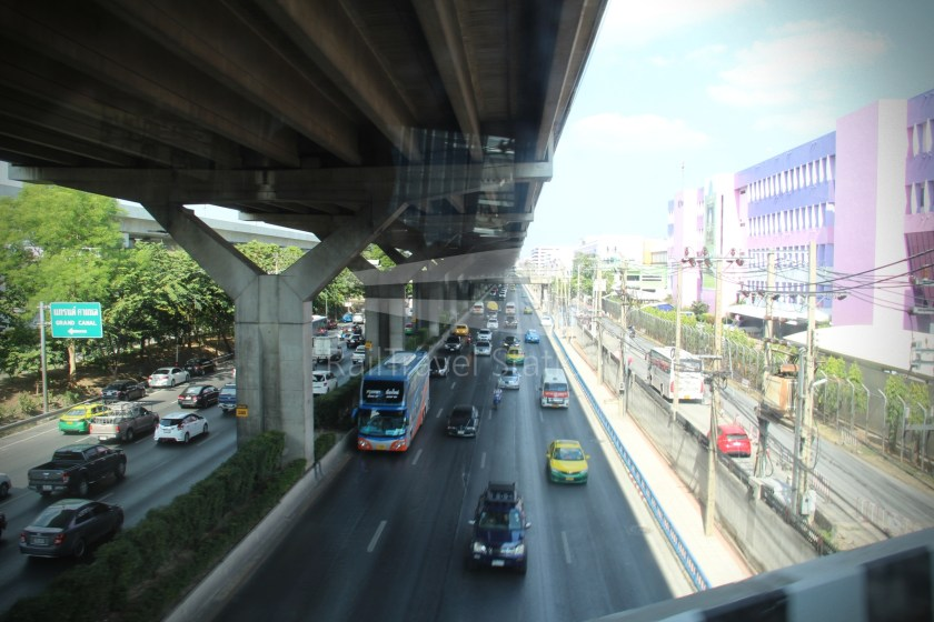 Don Mueang Airport Bus A1 Mo Chit BTS DMK 043