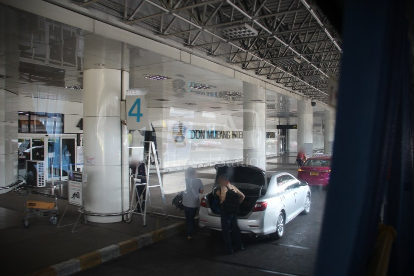 Don Mueang Airport Bus A1 Mo Chit BTS DMK 047