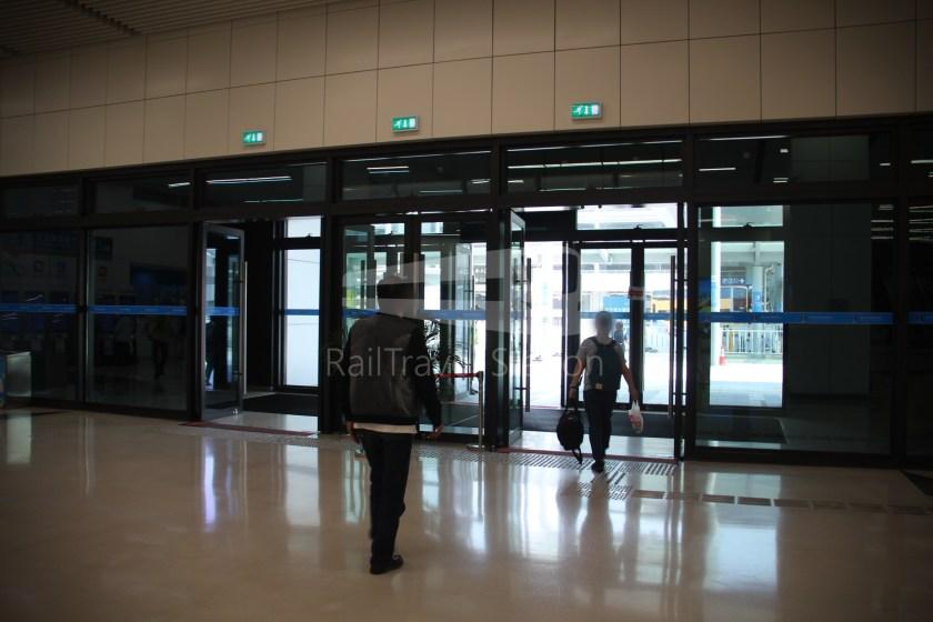 HZM Bus HZMB Macau Port HZMB Hong Kong Port 011