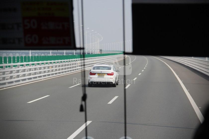 HZM Bus HZMB Macau Port HZMB Hong Kong Port 037