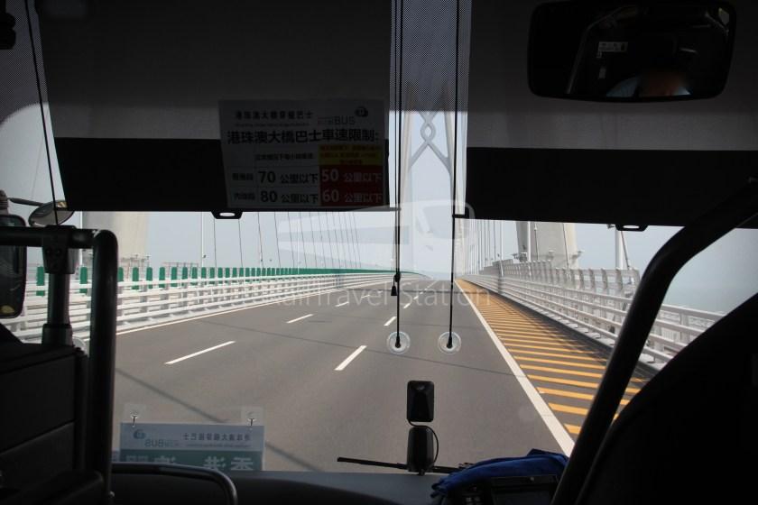 HZM Bus HZMB Macau Port HZMB Hong Kong Port 040