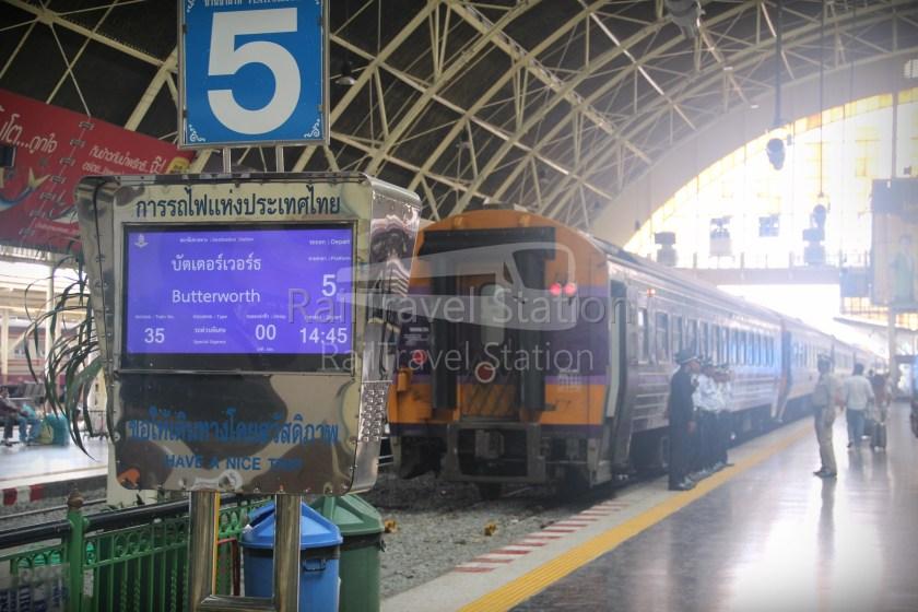 London to Singapore Day 38 Bangkok to Padang Besar 03