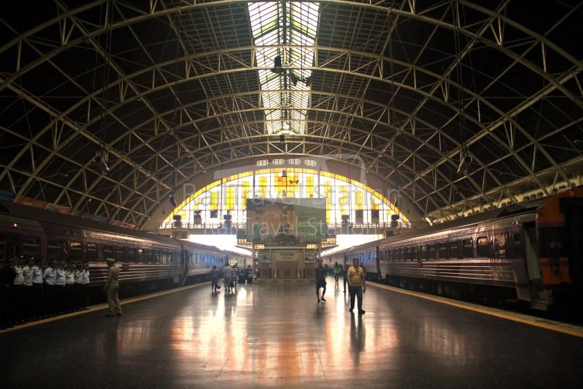 London to Singapore Day 38 Bangkok to Padang Besar 04