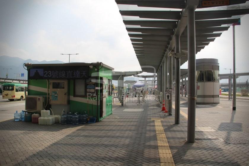 New Lantao Bus B4 HZMB Hong Kong Port Airport 011