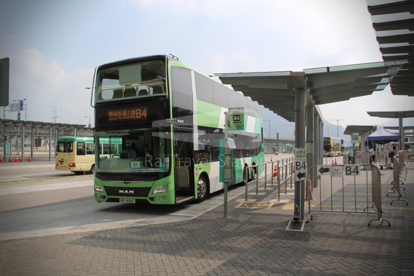 New Lantao Bus B4 HZMB Hong Kong Port Airport 012