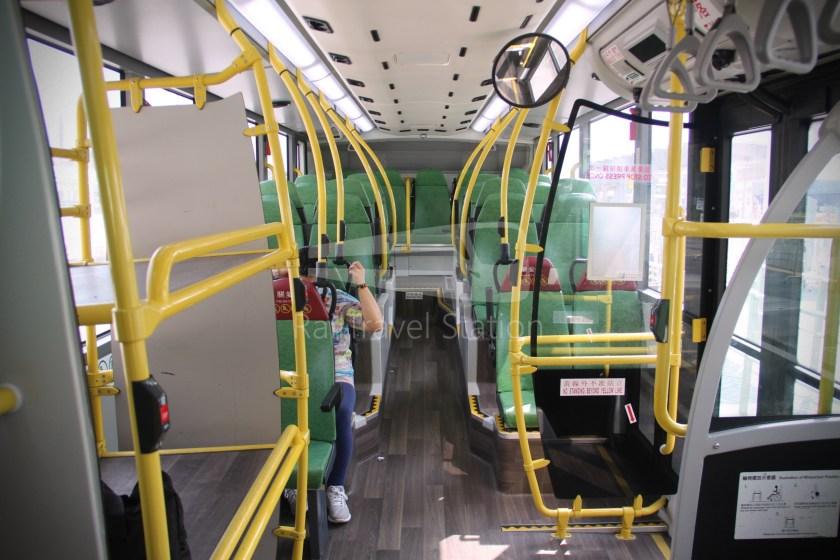 New Lantao Bus B4 HZMB Hong Kong Port Airport 015