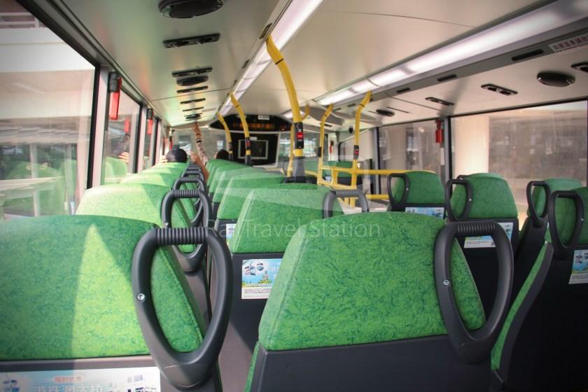 New Lantao Bus B4 HZMB Hong Kong Port Airport 023