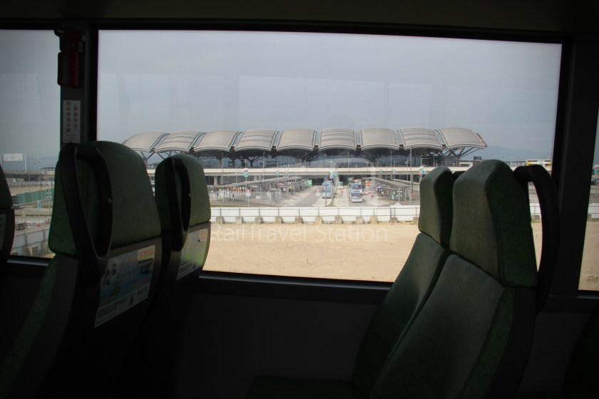New Lantao Bus B4 HZMB Hong Kong Port Airport 027