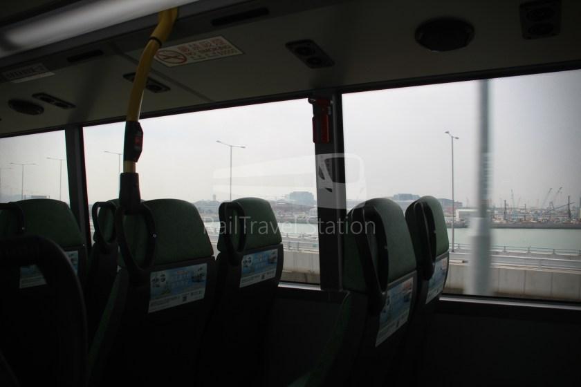 New Lantao Bus B4 HZMB Hong Kong Port Airport 029