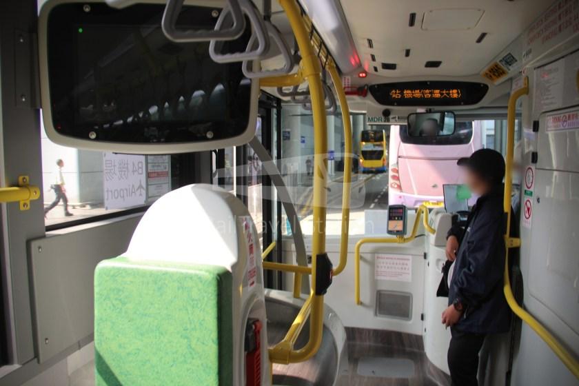 New Lantao Bus B4 HZMB Hong Kong Port Airport 039