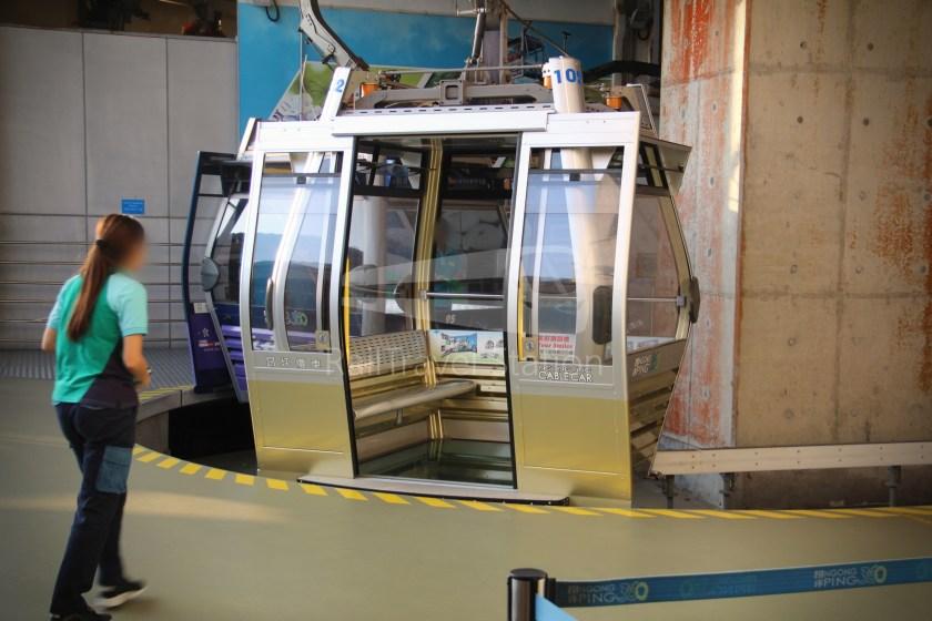Ngong Ping 360 Cable Car Ngong Ping Tung Chung 010