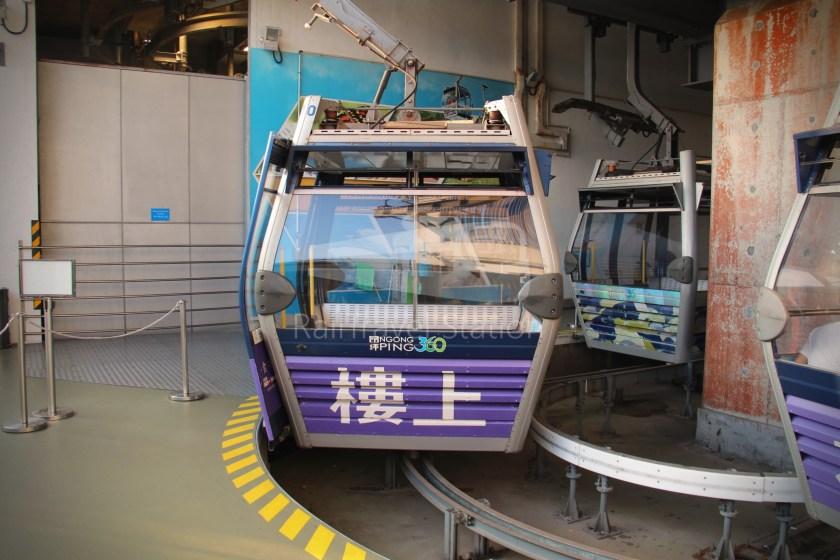 Ngong Ping 360 Cable Car Ngong Ping Tung Chung 011
