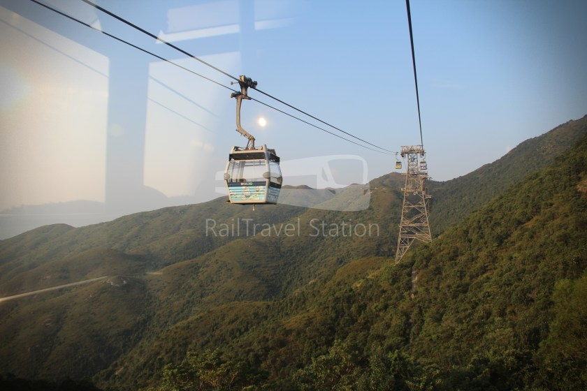 Ngong Ping 360 Cable Car Ngong Ping Tung Chung 016