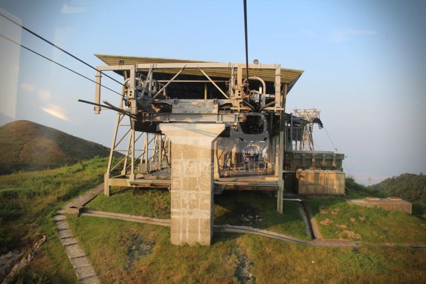 Ngong Ping 360 Cable Car Ngong Ping Tung Chung 020