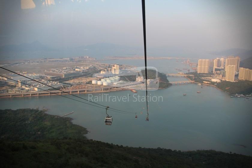 Ngong Ping 360 Cable Car Ngong Ping Tung Chung 030