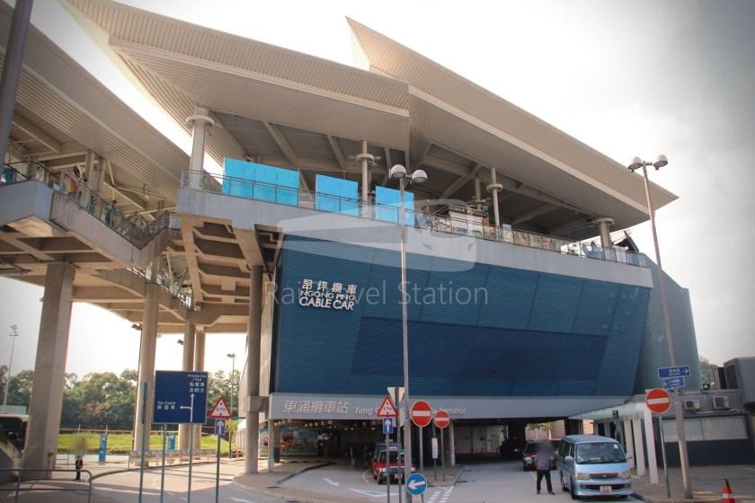 Ngong Ping 360 Cable Car Tung Chung Ngong Ping 001